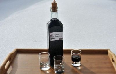 liquore sambuco