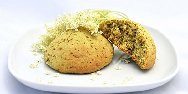 Pan Meino – Sourdough Cornmeal and Elderflower Bread