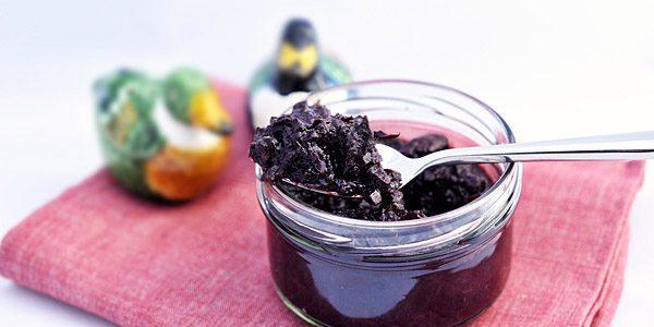 Pontack, an Elderberry Sauce